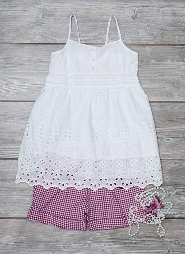 Asymmetry Tunik Beyaz